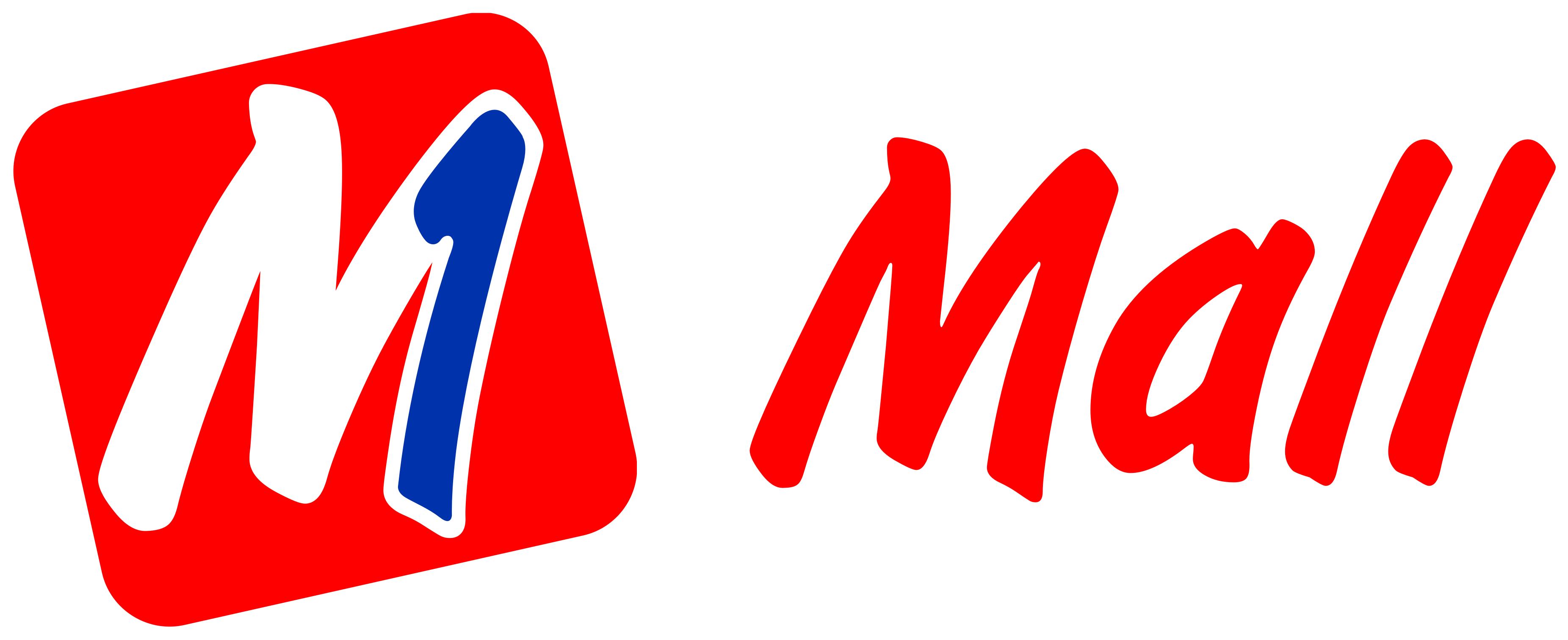M1 Mall logo