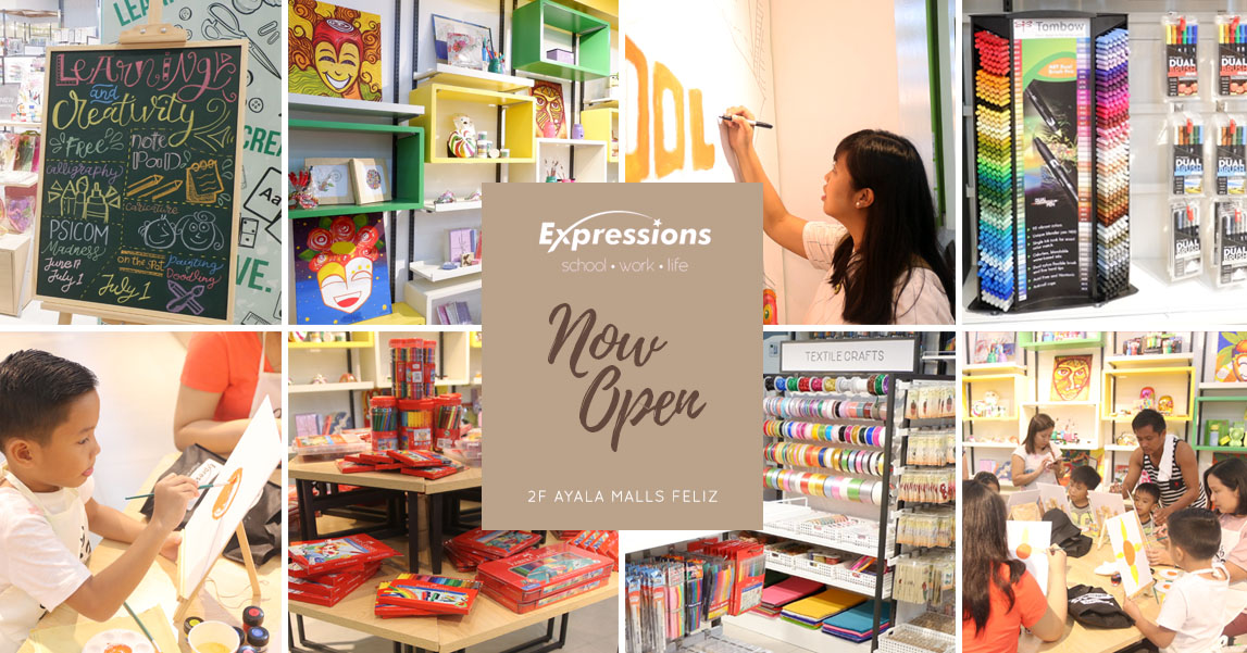 Expressions Stationery Shop